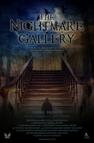Amber Benson protagonizará The Nightmare Gallery